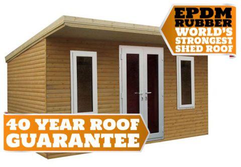 40 Year Roof Guarantee