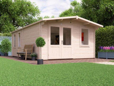 Rhine Grande Log Cabin