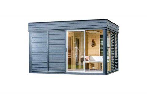 14x9 Viking Garden Sauna