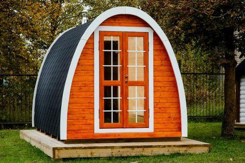 13x8 Viking Sauna Pod