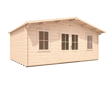 PremiumPlus Vanguard Log Cabin