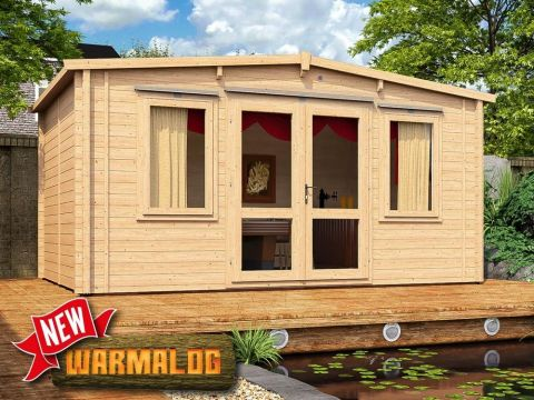 Severn Insulated Log Cabin