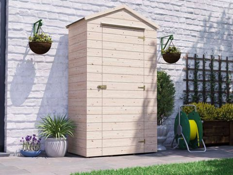4x2 Talia Heavy Duty Garden Tool 15mm Shiplap Shed