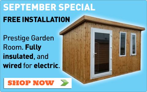 Garden Sheds Ni shed factory - sheds ireland, log cabins, playhouses, climbing